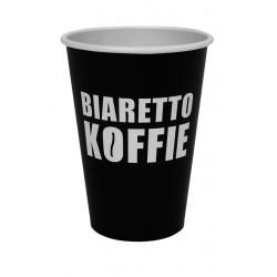 Beker karton Biaretto 180ml 50 stuks