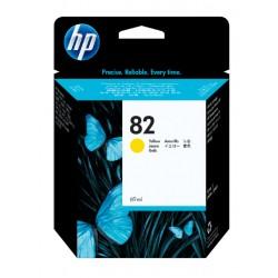 Inkcartridge HP C4913A 82 geel