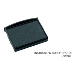 Stempelkussen Colop 6E/2100 zwart
