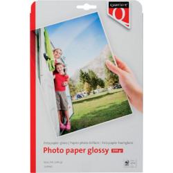 Fotopapier Quantore inkjet A4 195gr glans 50vel