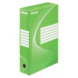 Archiefdoos Esselte boxy 80mm groen