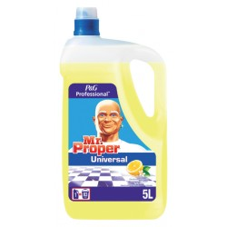 Allesreiniger Mr Proper lemon 5liter