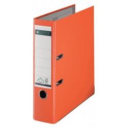 Ordner Leitz 1010 A4 80mm PP oranje