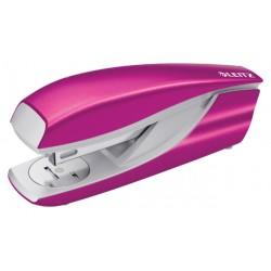 Nietmachine Leitz 5502 WOW 30vel 24/6 roze