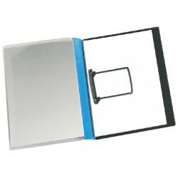 Rapportenmap Jalema clip A4 blauw