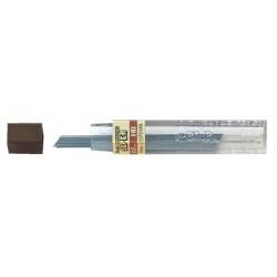 Potloodstift Pentel 0.3mm zwart per koker HB
