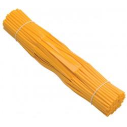 Bundelmechaniek Jalemaclip slangetjes geel