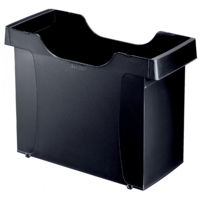Hangmappencassette Leitz Plus zwart