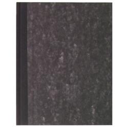 Breedkwarto 192blz gelinieerd zwart
