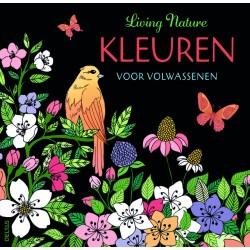 Kleurboek Deltas volwassenen Living Nature