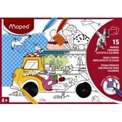 Papier Maped Magic A4 ass