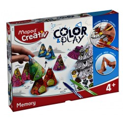 Knutselset Maped Color&Play ontwerp je eigen memory