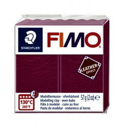 Klei Fimo  leather-effect 57 g bes