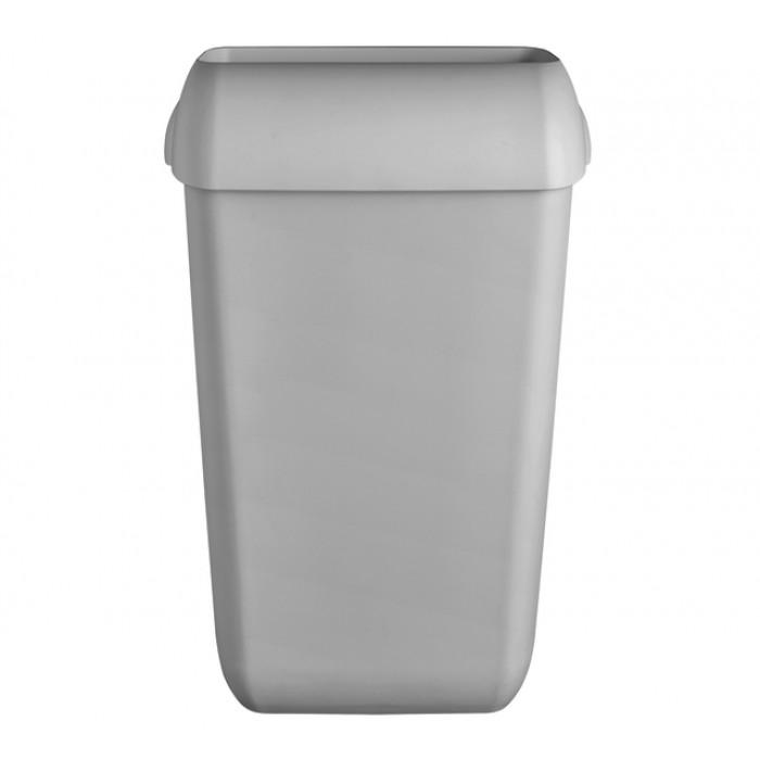 Afvalbak Euro kunststof 23 liter wit