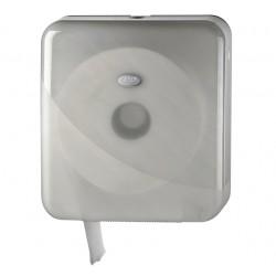 Dispenser Euro Pearl toiletrolhouder maxi wit
