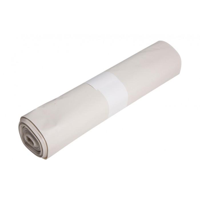 Afvalzak Powersterko T10 25liter wit