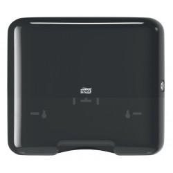 Dispenser Tork H3 553108 mini handdoekdispenser zwart