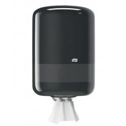 Dispenser Tork M2 559008 Midi poetsroldispenser zwart