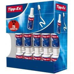 Correctievloeistof Tipp-ex Rapid 20ml foam 15+5 gratis