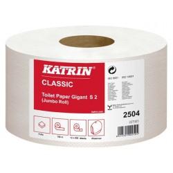Toiletpapier Katrin 2504 Jumbo S2 2laags