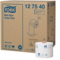 Toiletpapier Tork T6 127540 Universal 1laags 135m 27rollen