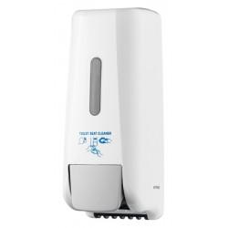 Dispenser Cleaninq Toiletbrilreiniger wit 400ml