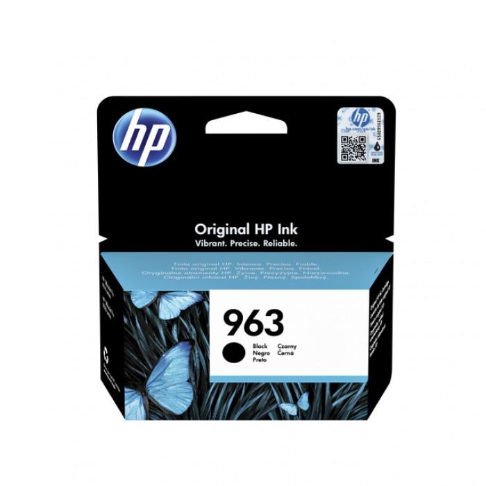 Inktcartridge HP 3JA26AE 963 zwart