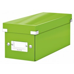 CD-box Leitz WOW Click&Store 143 x 136 x 352 mm groen