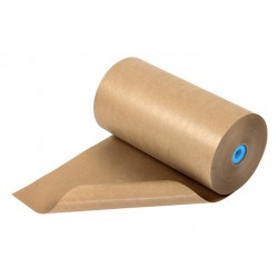 Inpakpapier Budget 70gram 50cmx220m kraft bruin