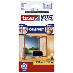 Insectenhor Tesa 55396 voor raam 1,3x1,3m zwart