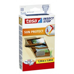 Insectenhor Tesa 55924 voor dakraam 1,2x1,4m zwart