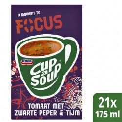 Cup-a-soup Focus tomaat 21 zakjes