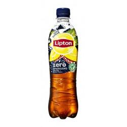 Frisdrank Lipton Ice Tea Sparkling Zero fles 0.5l