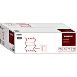 Handdoek Katrin 345355 One-Stop L2 2laags 20x34cm 21x110st