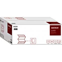 Handdoek Katrin 345256 One-Stop M2 2laags 23,5x25,5cm 21x144st