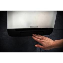 Dispenser Katrin 90045 handdoekkenrol wit