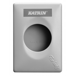 Dispenser Katrin 91875 dameshygienezakjes wit