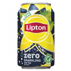 Frisdrank Lipton Ice Tea Sparkling Zero 0.33l