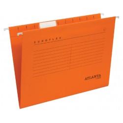Hangmap Euroflex A4 V-bodem oranje