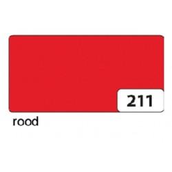 Etalagekarton folia 48x68cm 380gr nr211 rood