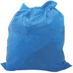 Afvalzak HDK 70x110cm 16micron 120liter blauw 25stuks