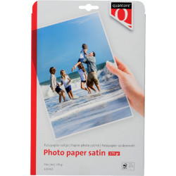 Fotopapier Quantore inkjet A4 170gr mat satijn 50vel