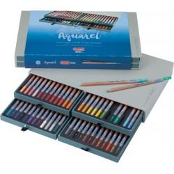 Kleurpotloden Bruynzeel 8835 Design aquarel 48stuks assorti