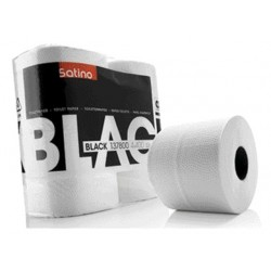 Toiletpapier Satino Black 2-laags 400vel 4rollen