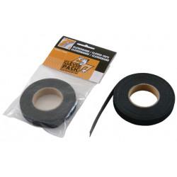 Klittenband CleverPack kabelbinder 2-in-1 zwart
