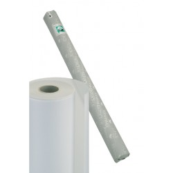 Tekenpapier Schoellershammer 66cmx20m 80-85gr transparant