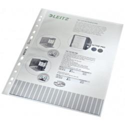 Showtas Leitz 4704 4-gaats PP 0.10mm gestructureerd