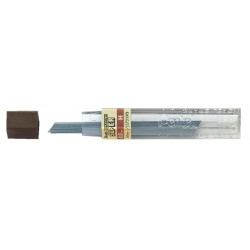 Potloodstift Pentel 0.3mm zwart per koker H