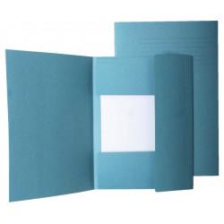 Dossiermap Quantore ICN1  folio blauw