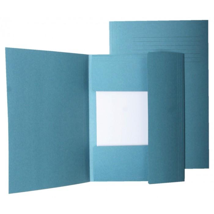 Dossiermap Quantore A4 blauw